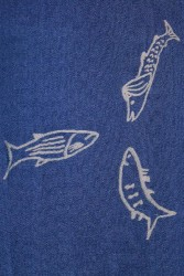 tyg-blue-fisk